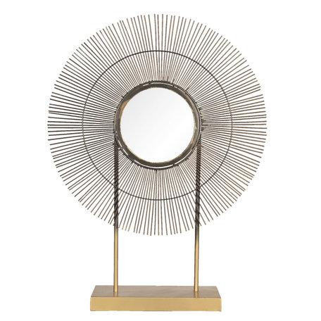 Spiegel 48*12*64 cm Bruin | 5Y0755 | Clayre & Eef