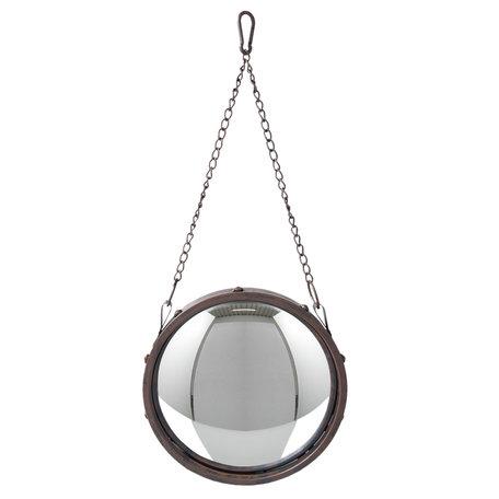 Spiegel ø 26*3 cm Bruin   62S133   Clayre & Eef