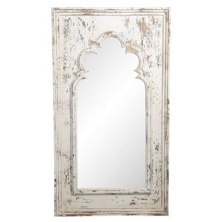Spiegel 66*3*119 cm Beige   52S223   Clayre & Eef