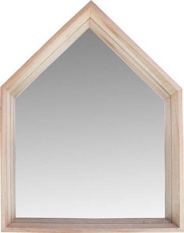 Spiegel hout   Gusta   38 x 6 x 50 cm