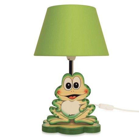 Tafellamp kikker 32 x 20 x 20 cm | Bartolucci