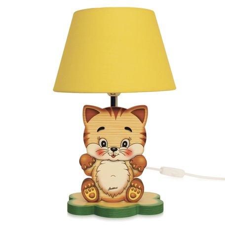 Tafellamp Poes 32 x 20 x 20 cm | Bartolucci