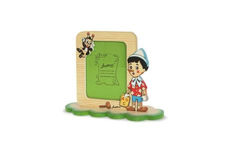 Fotolijst Pinokkio 20 x 18,5 cm   Bartolucci   Hout