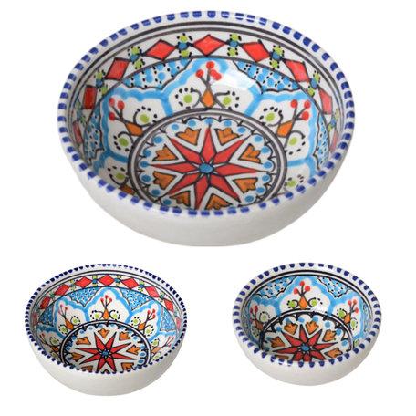 Tapas setje 3 delig Mehari | SR.ME.3D | Dishes & Deco