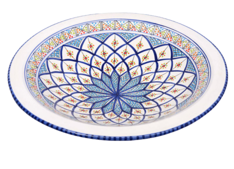 Salade schaal Shebka Ø 30 cm | SOR.AE.30 | Dishes & Deco