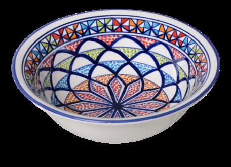 Saladier Naoura Ø 30 cm | SS.AR.30 | Dishes & Deco