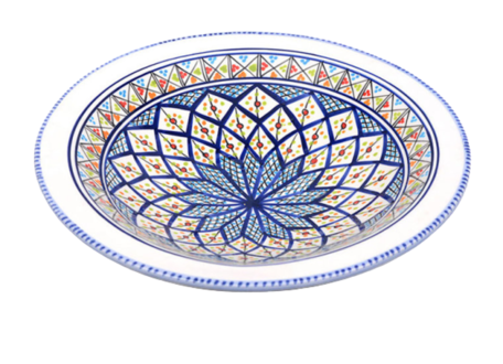 Salade schaal Shebka Ø 35 cm | SOR.AE.35 | Dishes & Deco