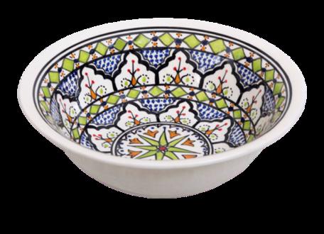 Saladier Azis Ø 30 cm | SS.AZ.30 | Dishes & Deco