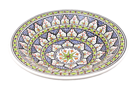 Salade schaal Azis Ø 40 cm | SOR.AZ.40 | Dishes & Deco
