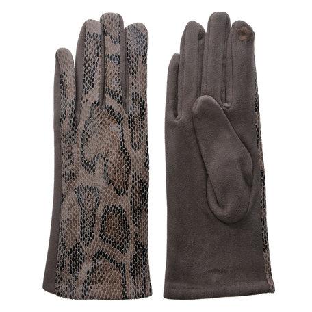 Handschoenen 9*24 cm Beige | JZGL0034BE | Clayre & Eef