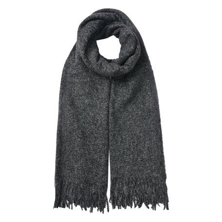 Sjaal 68*180 cm Grijs | JZSC0489 | Clayre & Eef
