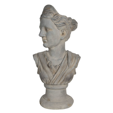 Buste dame 42*28*88 cm Grijs | 5PR0061 | Clayre & Eef