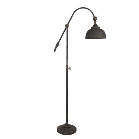 Vloerlamp 37*27*169 cm Bruin | 5LMP303 | Clayre & Eef