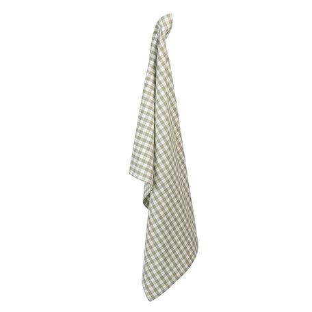 Keukendoek 50*70 cm Groen | CLA42-1GR | Clayre & Eef