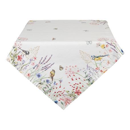 Tafelkleed 100*100 cm Multi | SFL01 | Clayre & Eef