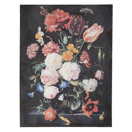 Schilderij 55*3*73 cm Multi | 50443 | Clayre & Eef