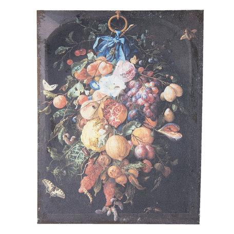 Schilderij 55*3*73 cm Multi | 50450 | Clayre & Eef