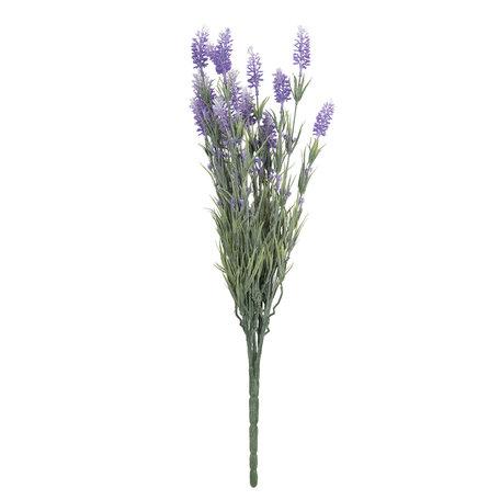 Kunstbloem lavendel 62 cm Multi   6PL0220   Clayre & Eef