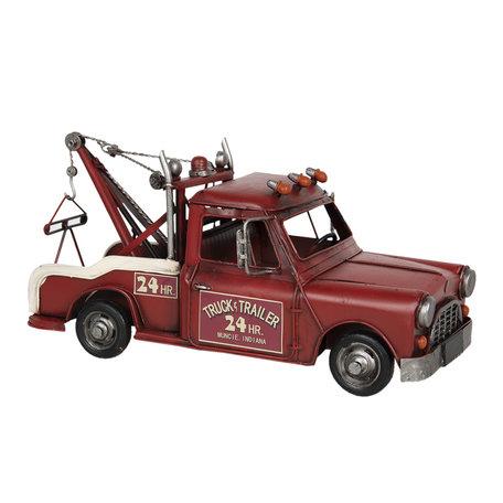 Model sleepwagen 31*16*15 cm Multi   6Y4257   Clayre & Eef