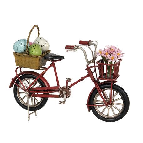 Model fiets 17*5*12 cm Multi | 6Y4260 | Clayre & Eef