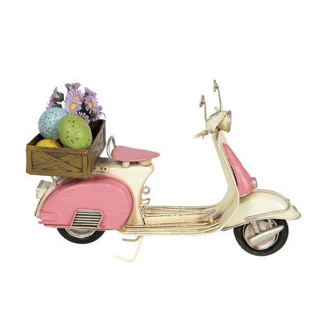 Model scooter 27*10*17 cm Multi | 6Y4261 | Clayre & Eef