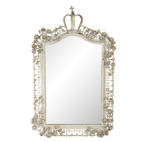 Spiegel 63*6*102 cm Beige   52S211   Clayre & Eef