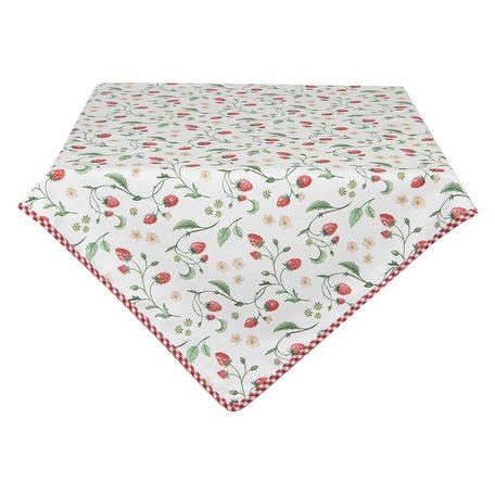 Tafelkleed 100*100 cm Multi | WIS01 | Clayre & Eef