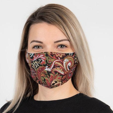 Mondmasker fashion 13*26 cm Multi | FM0011 | Clayre & Eef
