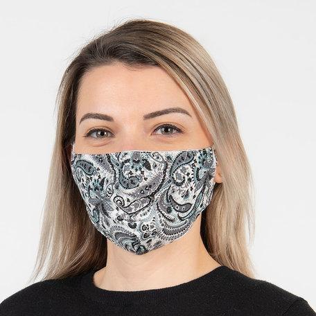 Mondmasker fashion 13*26 cm Multi | FM0012 | Clayre & Eef
