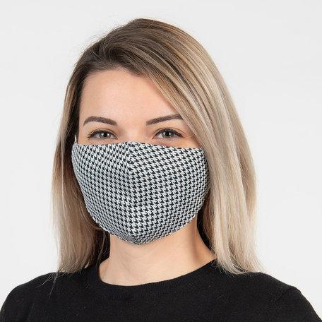 Mondmasker fashion 13*26 cm Multi | FM0013 | Clayre & Eef