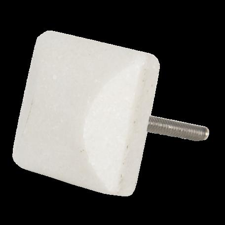 Deurknop 3*3 cm Creme | 64696 | Clayre & Eef