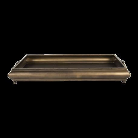 Dienblad 55*30*7 cm Bruin | 5Y0820 | Clayre & Eef