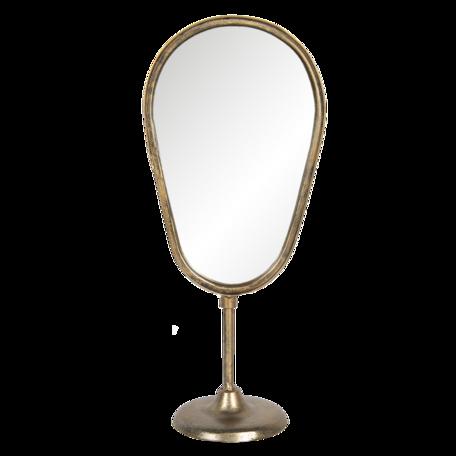 Spiegel 18*12*41 cm Bruin   62S214   Clayre & Eef