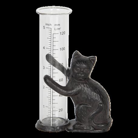 Regenmeter  Bruin | 6Y0832 | Clayre & Eef