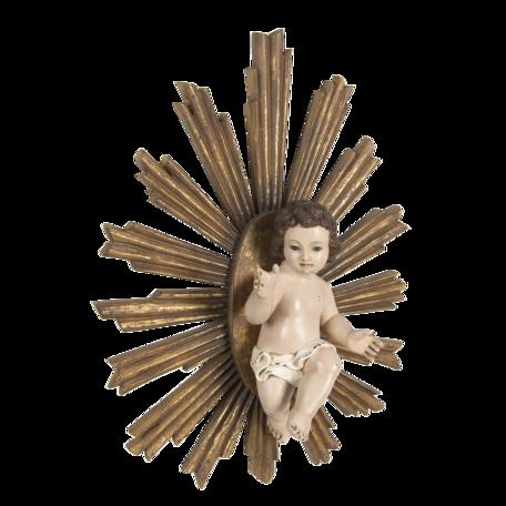 Decoratie Kerst 35*15*46 cm Multi | 6H1928 | Clayre & Eef