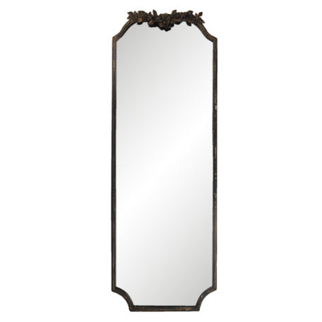 Spiegel 50*4*142 cm Creme   52S236   Clayre & Eef