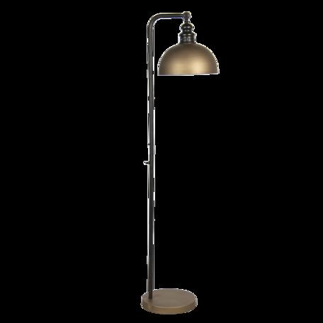 Vloerlamp 36*28*152 cm Koperkleurig | 5LMP630 | Clayre & Eef
