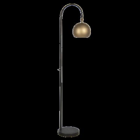 Vloerlamp 40*25*154 cm Koperkleurig | 5LMP632 | Clayre & Eef