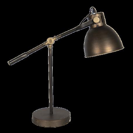 Tafellamp 20*62*60 cm Koperkleurig   5LMP633   Clayre & Eef