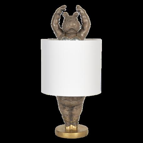 Tafellamp ø 20*44 cm E27/max 1*60W Multi | 6LMC0033 | Clayre & Eef