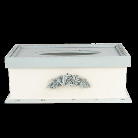 Tissuebox 27*18*10 cm Multi | 6H2031 | Clayre & Eef