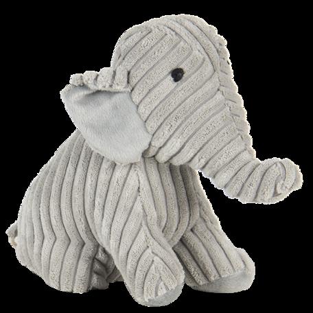 Deurstopper olifant 25*17*21 cm Beige | DT0317 | Clayre & Eef