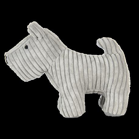 Deurstopper hond 29*15*23 cm Beige   DT0318   Clayre & Eef