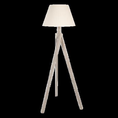 Vloerlamp 45*45*152 cm E27/max 1*40W Beige | 5LMP640 | Clayre & Eef