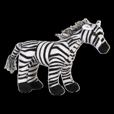 Deurstopper zebra 37*13*30 cm Multi | DT0309 | Clayre & Eef