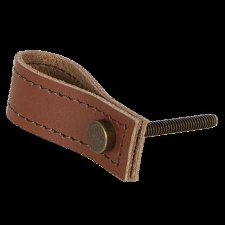 Deurknop 6*2 cm Bruin | 64489 | Clayre & Eef