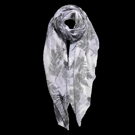 Sjaal 87*180 cm Grijs | JZSC0565Z | Clayre & Eef