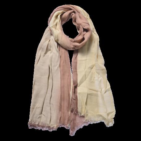 Sjaal 90*190 cm Bruin | JZSC0588CH | Clayre & Eef