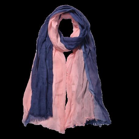 Sjaal 90*190 cm Roze | JZSC0588DP | Clayre & Eef