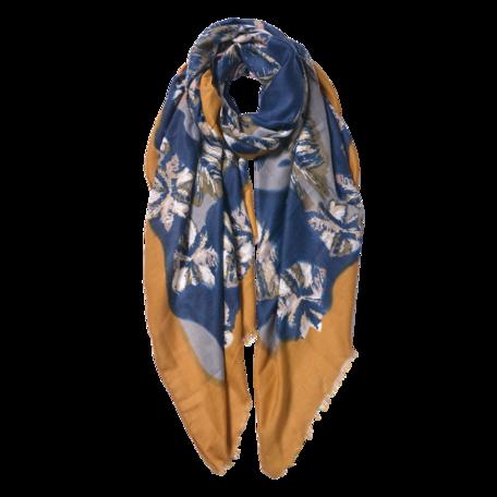 Sjaal 85*180 cm Geel | JZSC0597Y | Clayre & Eef